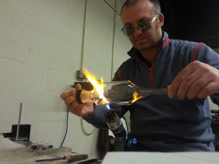 Glassblowing 2