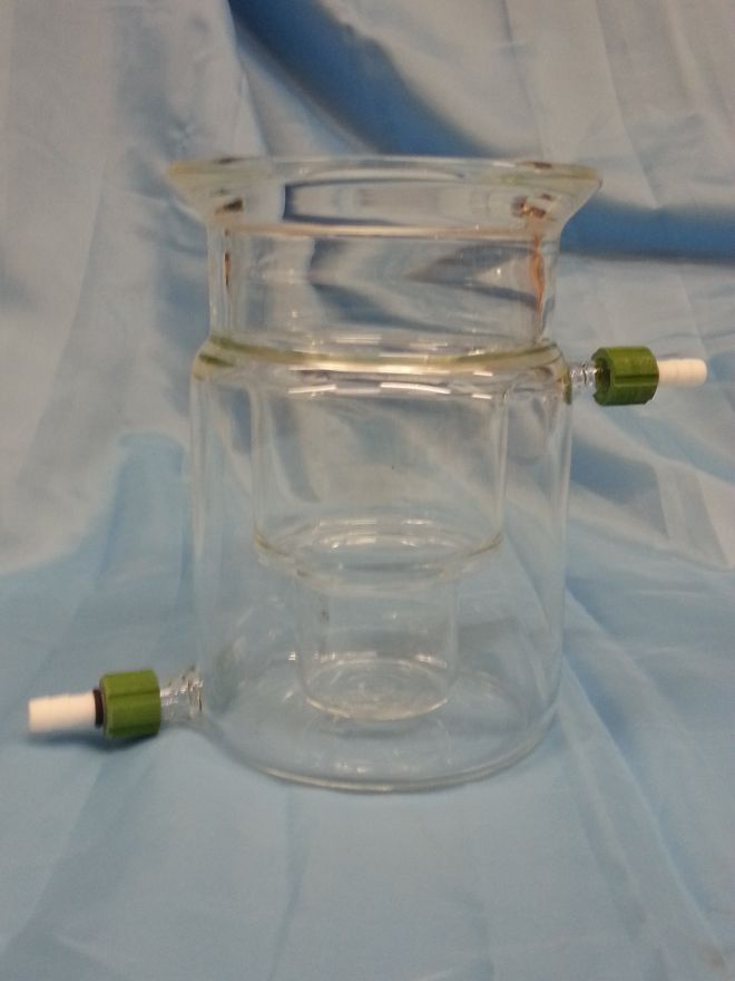 Jacketed LWC Vessel