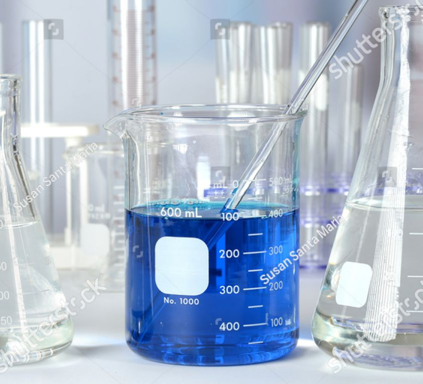 Range Of Standard Laboratory Glassware